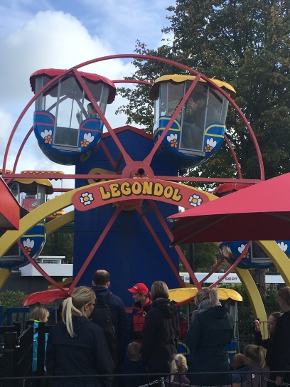 We went on this how many times...